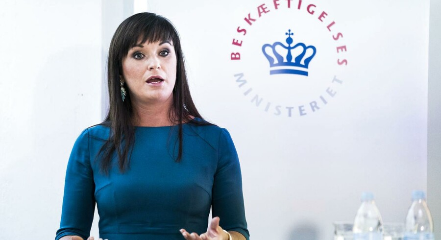Arkivfoto: Regeringens Ledelseskommission skulle egentlig have fremlagt sine konklusioner, om hvordan man kan få bedre ledelse i den offentlige sektor, i januar 2018. Men innovationsminister Sophie Løhde (V) udskyder nu fristen, så kommissionen først skal fremlægge sine konklusioner i foråret 2018.