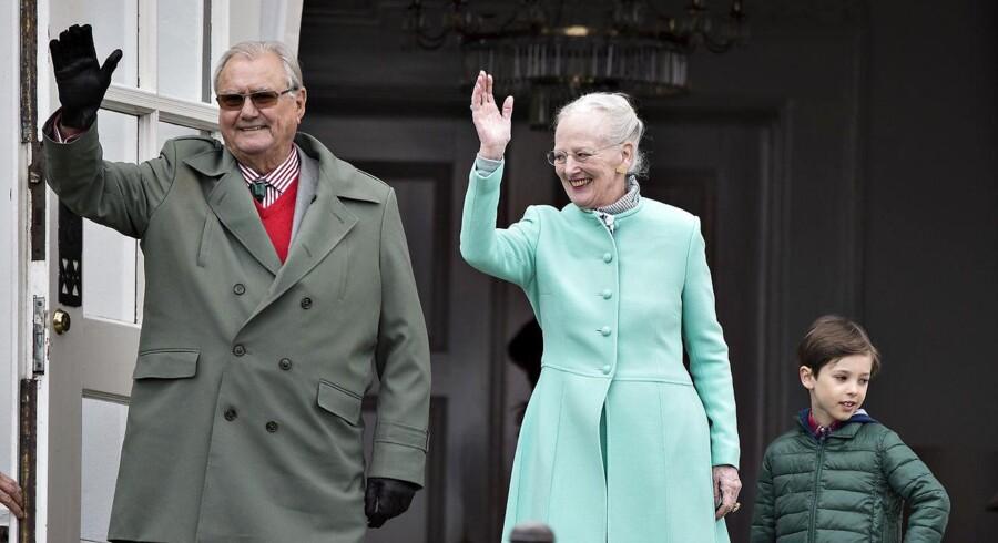 Alzheimerforeningen roser kongehuset for at meddele, at prins Henriks lider af demens, efter lægerne har stillet en diagnose.