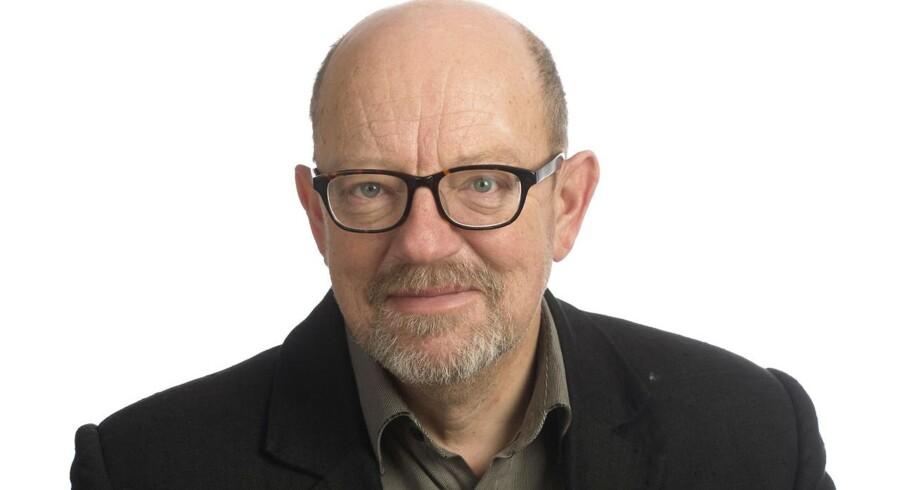 Seniorjournalist, Berlingske, Carsten Steno.