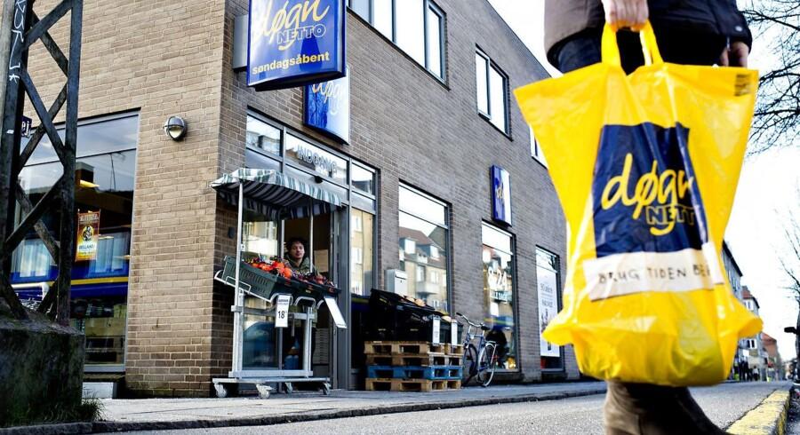 Dansk Supermarked, der blandt andet har Netto-kæden offentliggør i dag regnskab