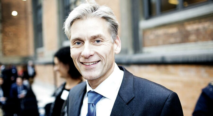 Thomas Borgen, adm. direktør i Danske Bank