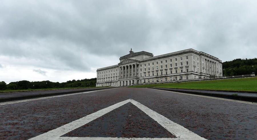Under en samling i parlamentet Stormont torsdag skulle de nordirske ministre være nomineret.