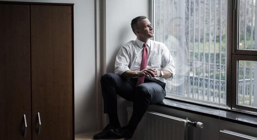 Arkivfoto: Den amerikanske ambassadør, Rufus Gifford, vendte tidligere i år hjem til USA, efter at have tilbragt de sidste fire år i Danmark.