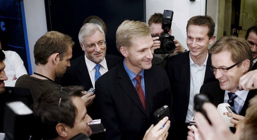 Mens dramaet udspiller sig i Finansministeriet, huske Thor Pedersen, Lars Barfoed og Bendt Bendtsen tilbage på dendang, de selv sad over for DFs Kristians Thulesen Dahl.