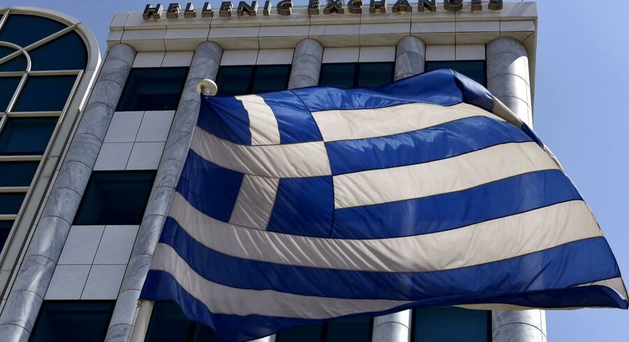 Grækenlands økonomiske kvaler er langt fra ovre, skriver økonom fra Sydbank.