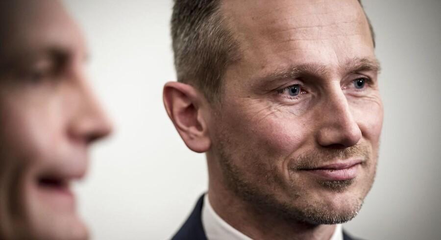 Kristian Jensen (V). (Foto: Mads Claus Rasmussen/Scanpix 2018)