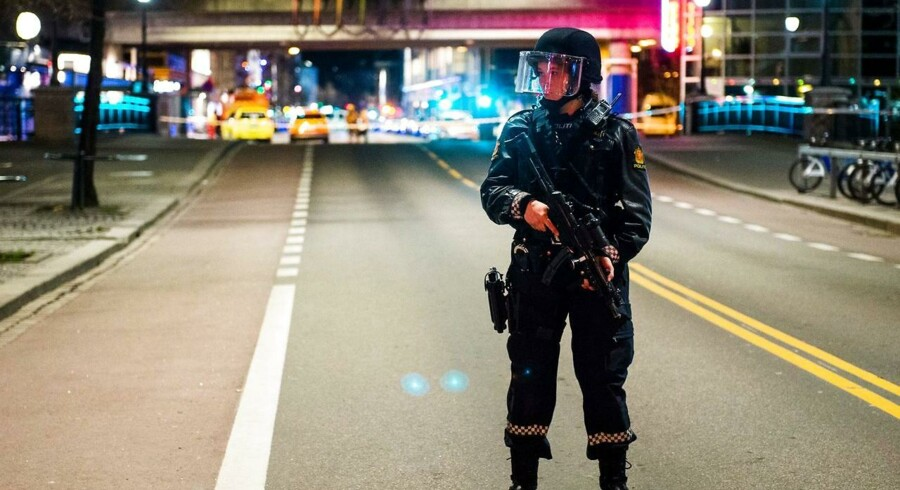 Norsk politi, arkiv