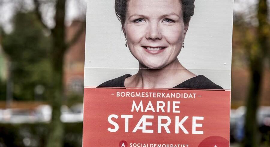 I Køge bliver Marie Stærke (S) borgmester efter bred aftale mellem S, DF, Liberal Alliance og Enhedslisten.