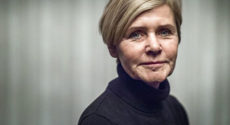 Portræt af kultur- og kirkeminister fra Liberal Alliance Mette Bock.