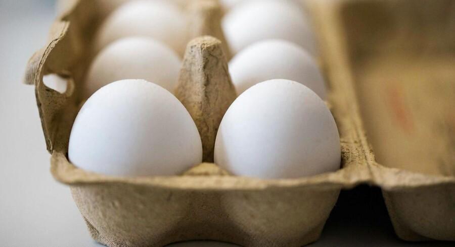 Flere forurenede æg er nu blevet fundet.