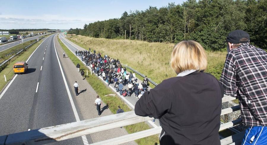 Danskernes syn på indvandring har ændret sig over de seneste år. Generelt er danskerne blevet mere skeptiske.