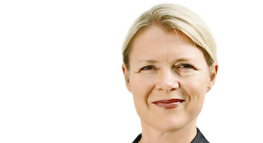 Gitte Ørskou, museumsdirektør for Kunsten i Aalborg. Foto: www.MickAnderson.dk
