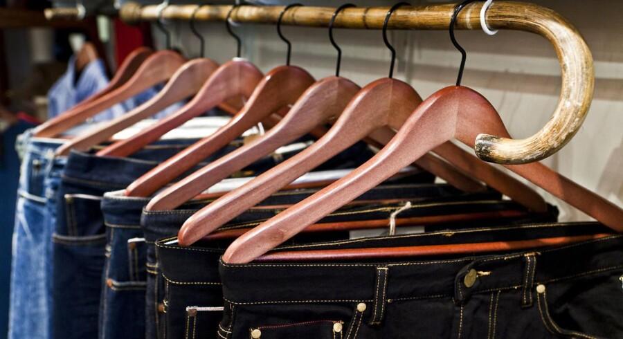 Den danske modeeksport mærker nu følgerne af Brexit. Arkivfoto. Malte Kristiansen/Scanpix.