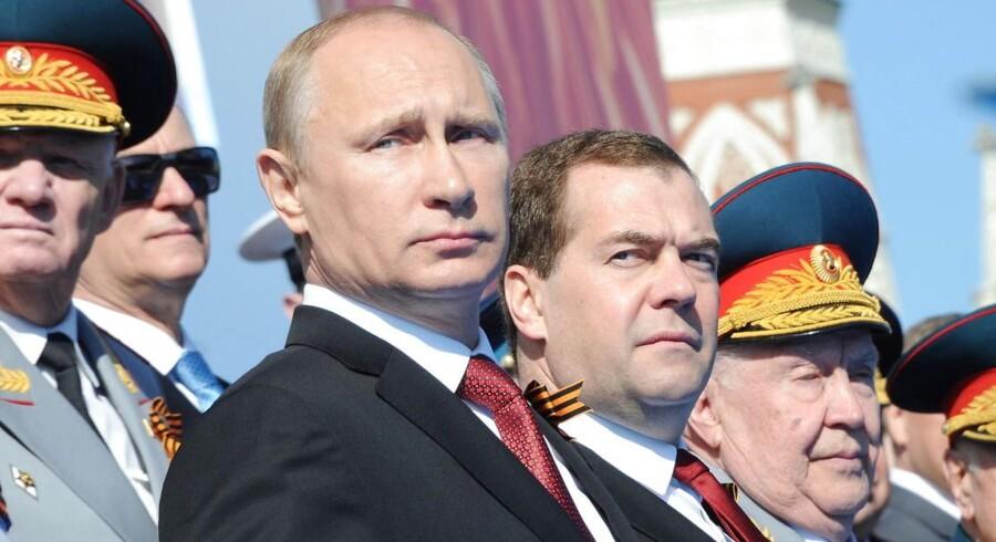 De nordiske forsvarsministre vil styrke samarbejdet. Russernes fremfærd er den største trussel mod den europæiske sikkerhed, skriver ministrene i en fælles kronik.
