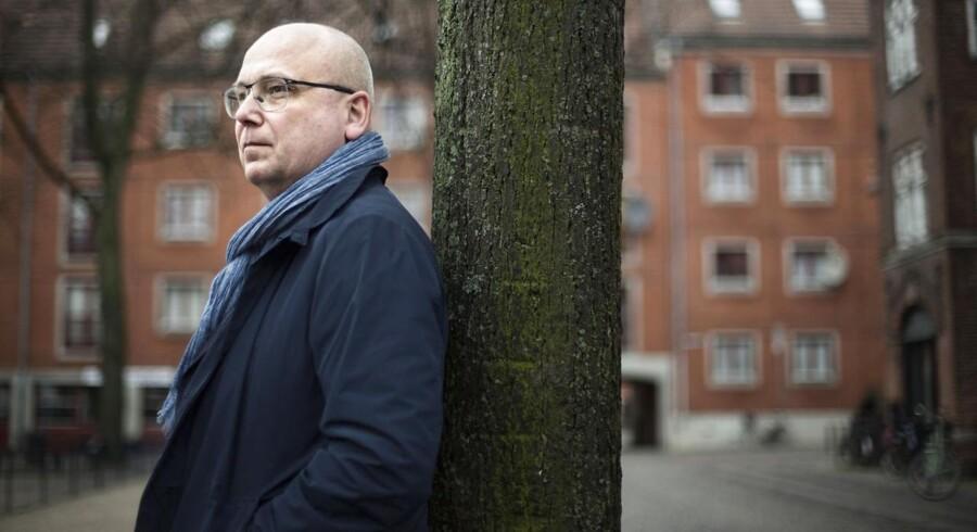 Magnus Ranstorp på Blågårds Plads