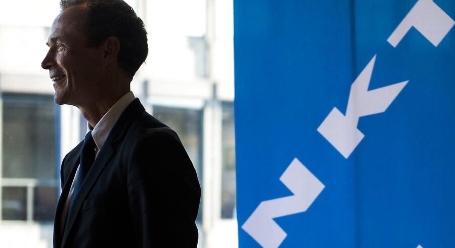 NKT Holdings bestyrelsesformand Jens Due Olsen Lyng.