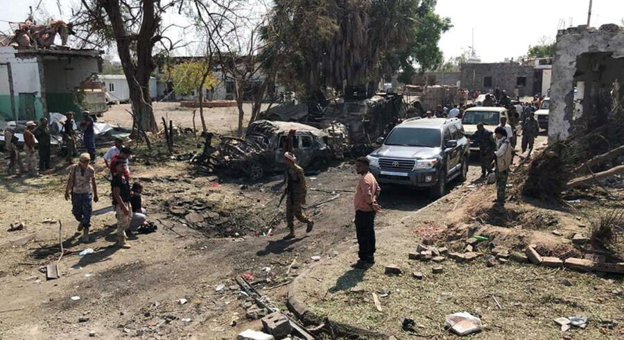 Arkivfoto: Aden, Yemen.