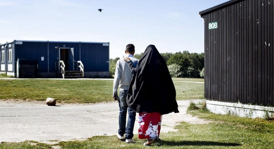 Rigspolitiet har i år haft 64 sager mod menneskesmuglere.