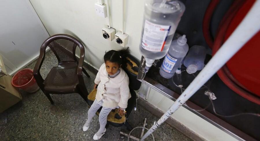Nødhjælpsorganisationen Red barnet siger, at 50.000 børn menes at have mistet livet i Yemen i år.