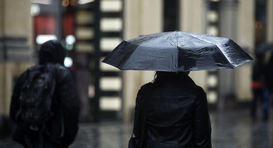 Med DMIs nye hjemmeside bliver det nemmere at afgøre, om du skal slæbe paraplyen med eller ej.
