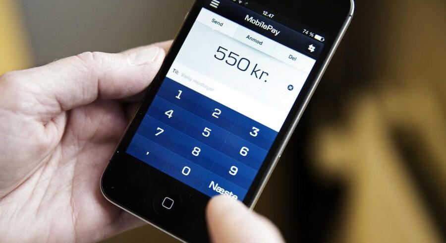 Presset på Danske Bank blusser op, i takt med at betalingsmastodonten Nets, der bl.a. står bag NemID og Dankort, lancerer et mobilt Dankort i begyndelsen af det nye år.