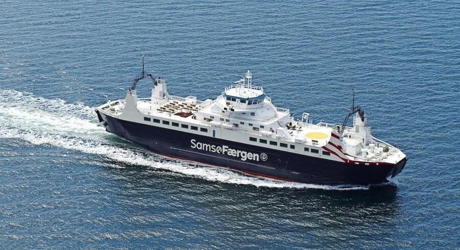Antallet af feriegæster på de danske øer er steget voldsomt.