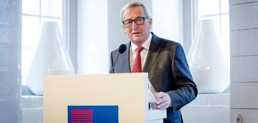 Ifølge Jean-Claude Juncker vil EU-kommisionen forslå et nyt system til at fordele flygtninge.