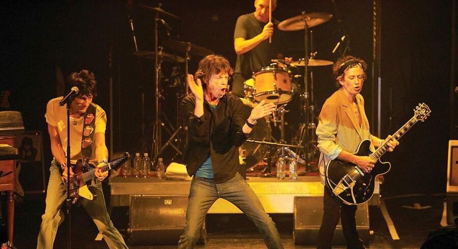 The Rolling Stones er aktuelle med Blue & Lonesome