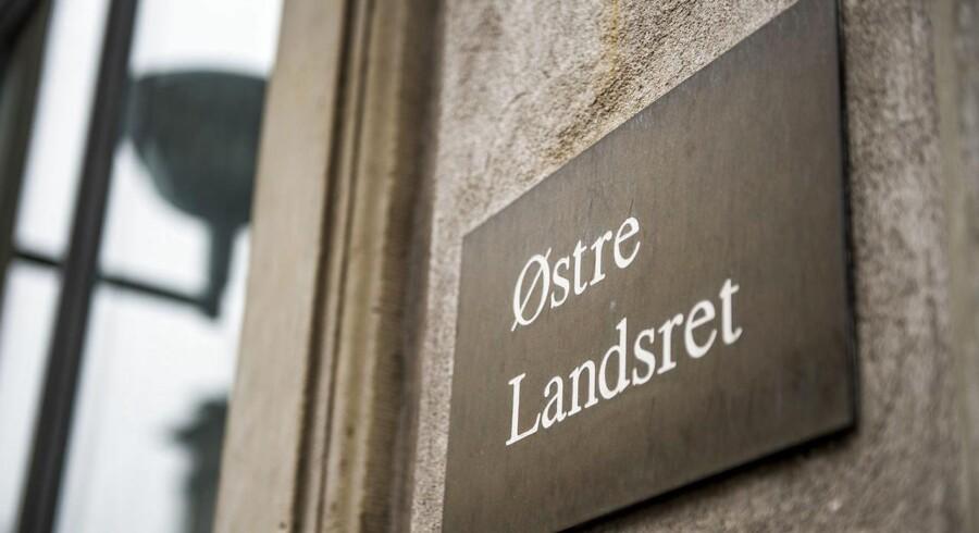Arkivfoto. En 68-årig mand, der i 46 år var ansat i Skat, kæmper i Østre Landsret for at komme ud af fængselscellen.