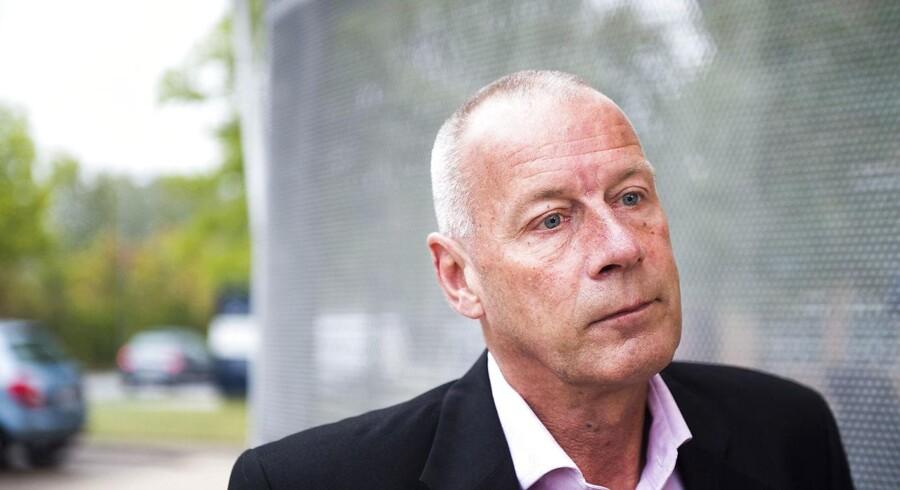Tidligere chefredaktør Kim Henningsen siger, at han har beviser, der implicerer Aller Medias tidligere topchef(Foto: Ólafur Steinar Gestsson/Scanpix 2016)