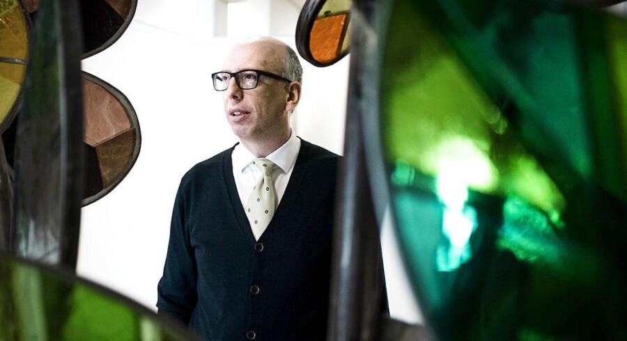 Dansk Folkepartis kulturordfører, Alex Ahrendtsen.