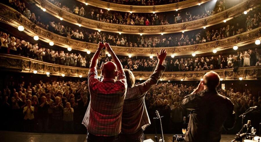 Det Kongelige Teater vil i 2018 give 500 kroner til alle 18-årige.