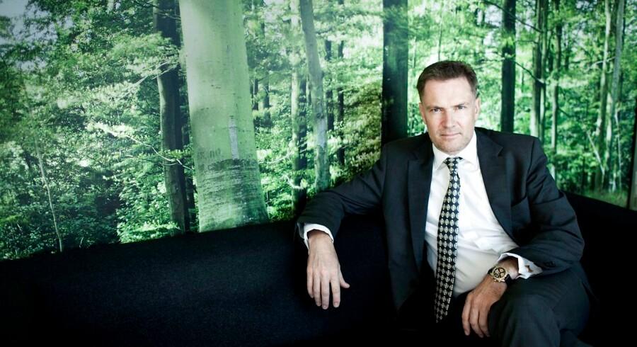 Adm. direktør Niels Thorborg, L'EASY A/S
