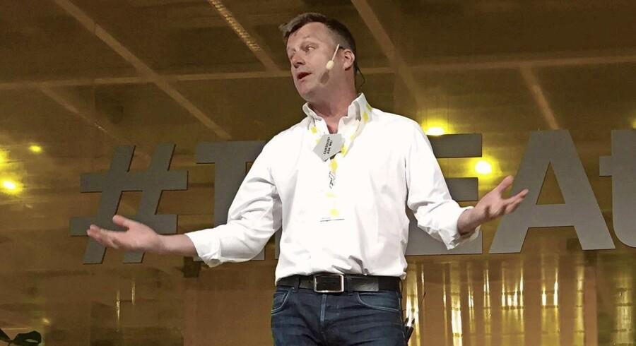 Topposten i IKEA er næste stop for Jesper Brodin efter flere end 20 år i koncernen. Arkivfoto: Anna Ringstrom/Reuters