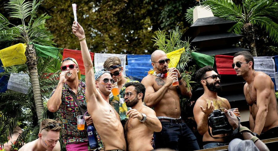 Både Statsministeriet og Marienlyst bliver åbnet for arrangementer ved Copenhagen Pride.