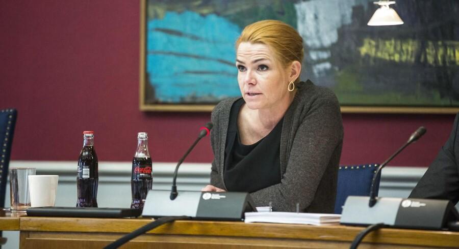 Danmark har problemer i alle tre aylmodeller, der er fremlagt fra EUs side, siger Inger Støjberg.