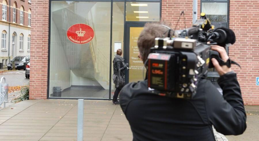 ARKIVFOTO, Retten i Odense.