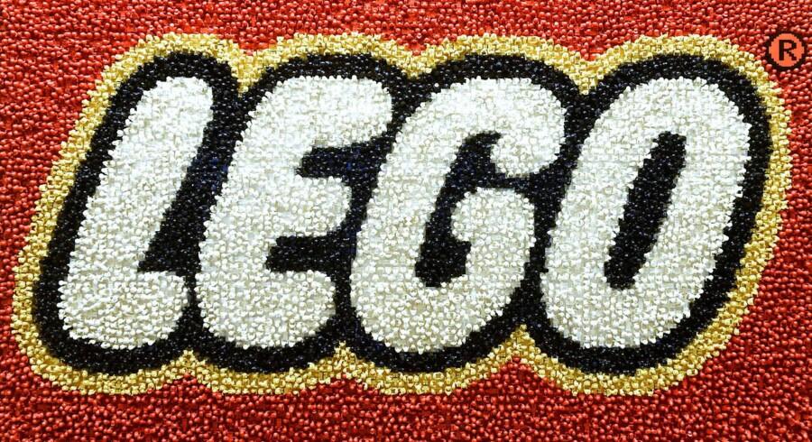ARKIVFOTO 2016 af LEGO logo-