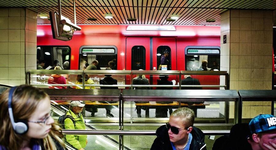 »Vi har rigtig gode erfaringer fra metroen, så hvis man kan lide at køre med den, vil man også kunne lide at køre med de nye S-tog,« siger ministeren.