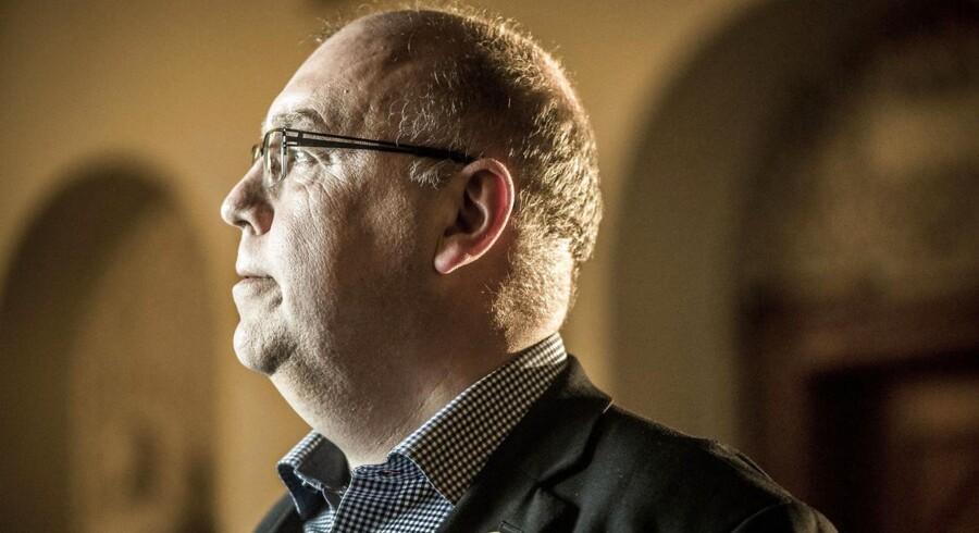 Kristian Pihl Lorentzen (V)