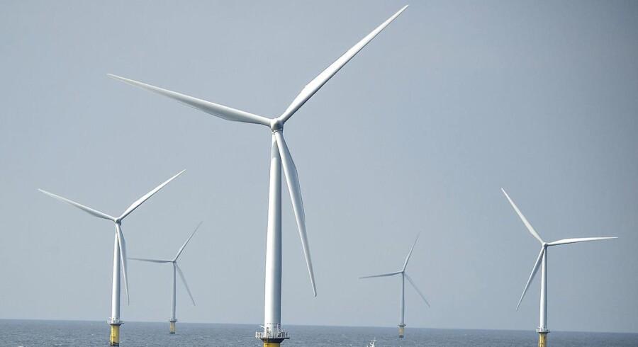 It-selskaber skal selv betale for grøn strøm i Danmark. Ellers ryger de danske klimamål, advarer Greenpeace.
