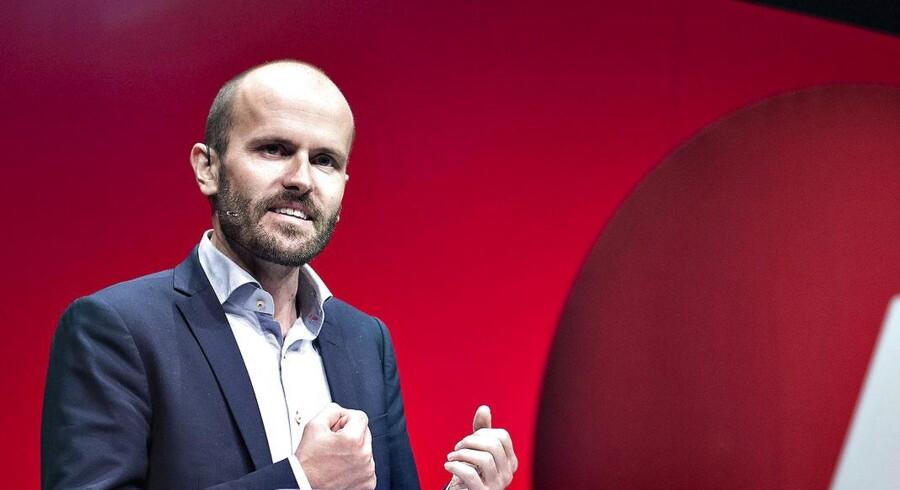 Socialdemokraterne fortsatte søndag deres 2-dages kongres i Aalborg Kongres og Kulturcenter. Her er der organisatorisk beretning af partisekretær Lars Midtiby