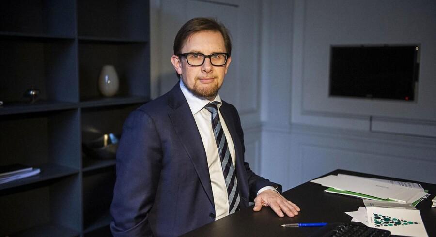 Fra fredag kan man se, hvordan Danmark politiske underskov vokser. Initiativet lanceres af økonomi- og indenrigsminister Simon Emil Ammitzbøl (LA).