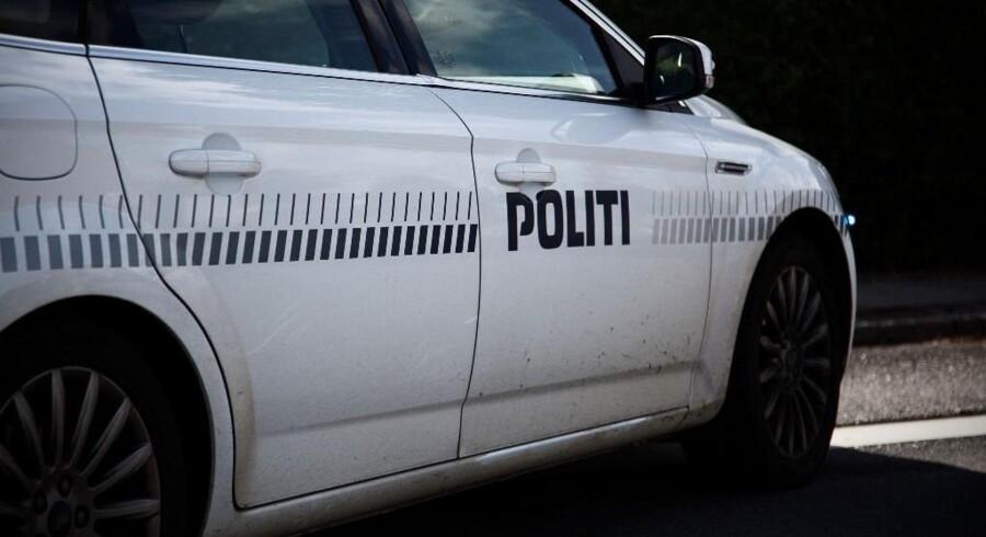 Politiet efterlyser vidner efter skyderi mod tom kiosk i Nykøbing Falster tidligt mandag morgen. Free/Colourbox/arkiv
