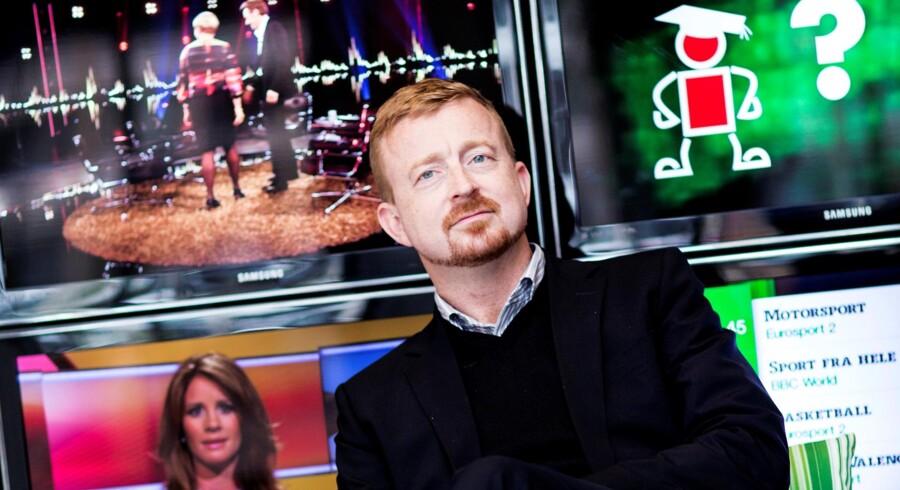 Tidligere udviklingsdirektør i TDCs YouSee, Anders Blauenfeldt, er trådt ind i ejerkredsen af Mofibo, hvor han nu er teknisk direktør. Arkivfoto: Uffe Weng, TDC