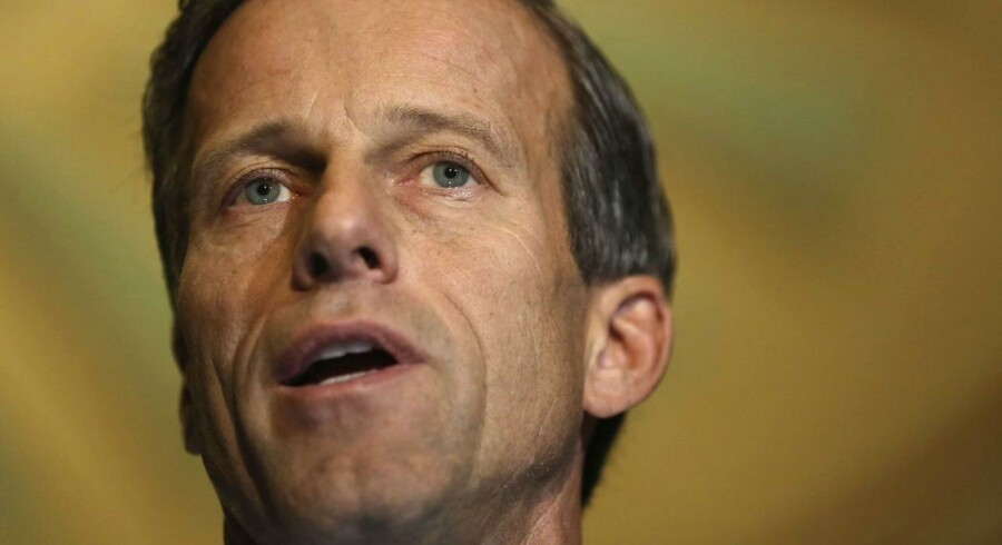 John Thune, republikansk senator for South Dakota.