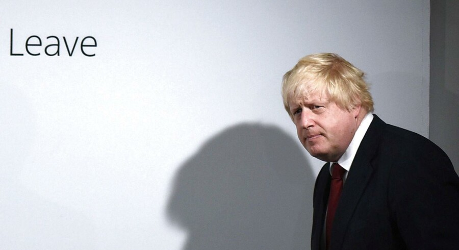 Mens andre peger på Londons tidligere borgmester Boris Johnson som mulig ny konservativ formand og premierminister, har han selv tidligere udtalt, at det ville være mere sandsynligt at »blive genfødt som en oliven« eller at finde Elvis Presley på Mars, end at han skulle blive premierminister.