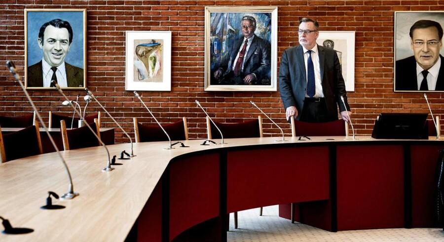 »Vi kan ikke forsvare at have en mand med de holdninger på den socialdemokratiske liste til det kommende kommunevalg,« udtaler borgmester Ole Bjørstorp i en pressemeddelelse.