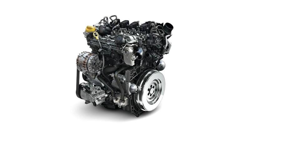 Meget få motorer har i dag en slagvolumen på 1,3 liter, men det har den nye motor skabt i fællesskab mellem Renault-Nissan-alliancen og Mercedes-Benz