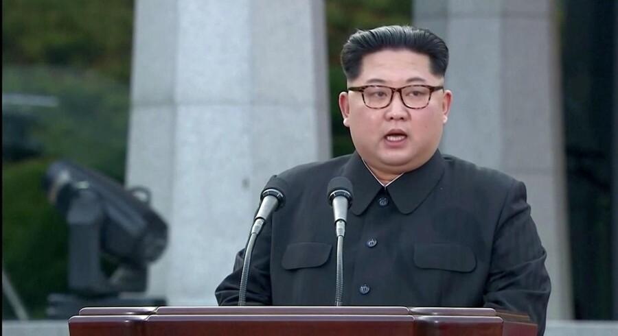 Rokade i det nordkoreanske militær skal styrke den fløj, som vil lade Kim Jong-un søge kontakt til USA.